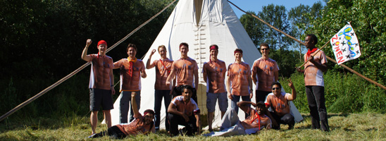 kamp expeditie robinson